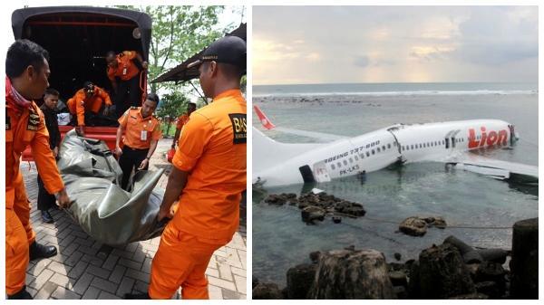 NÓNG: Giới chức Indonesia xác nhận không còn ai sống sót trong vụ máy bay Lion Air rơi