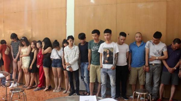 Đồng Nai: Gần 70 nam nữ phê m.a túy trong quán karaoke lúc rạng sáng