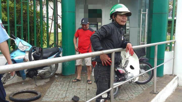 Đối tượng quê Bình Thuận dùng ớt trét vào mặt người dân cướp tiền ngay tại trụ ATM khai gì?