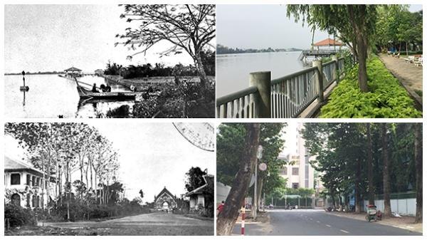 Đường phố Biên Hòa xưa và nay