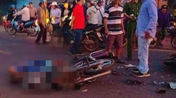 Bình Thuận: Xe máy tông nhau, 2 người thương vong