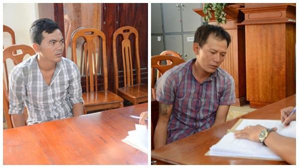 Bình Thuận: Bắt quả tang 2 đối tượng trộm cắp xe máy