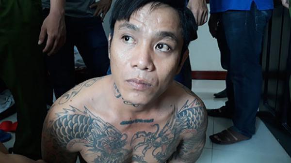 Bình Thuận: Bắt đối tượng truy nã nguy hiểm
