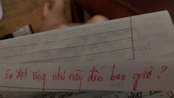 Những lời phê khiến học trò 'cười ra nước mắt' của giáo viên