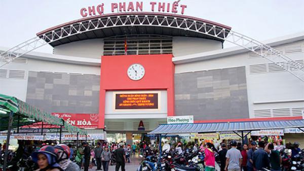 Giá đấu thầu bãi giữ xe chợ Phan Thiết có quá cao?