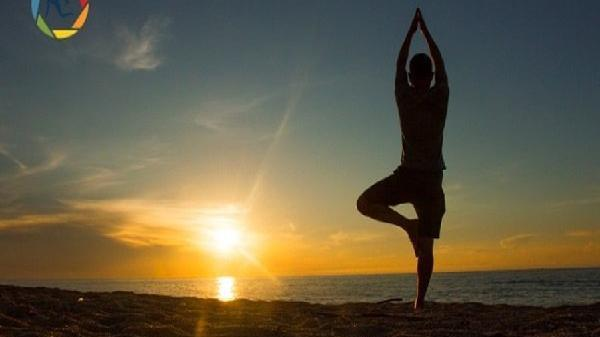 Những khoảnh khắc yoga đẹp giữa thiên nhiên