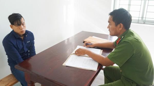 Công an Ninh Hải: Bắt đối tượng mua bán trái phép m.a t.úy