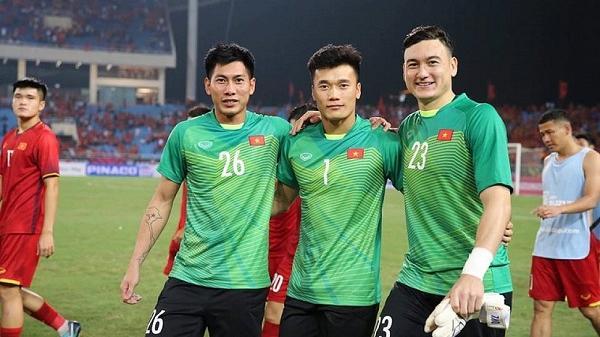 Lộ diện thủ môn bắt chính trận Việt Nam với Triều Tiên: CĐM bất ngờ trước lựa chọn của thầy Park
