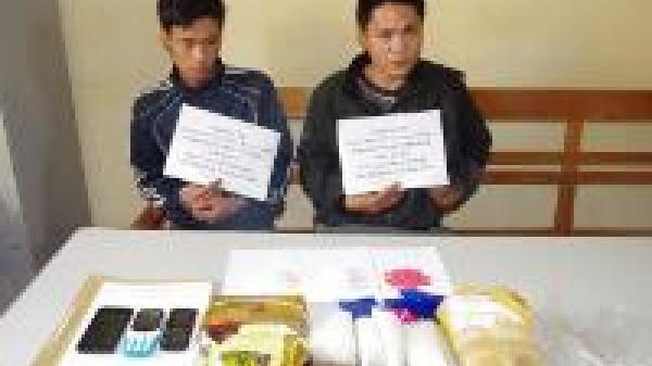 Đà Nẵng: Bắt giữ 2 vợ chồng vận chuyển 1.200 viên m.a t.úy