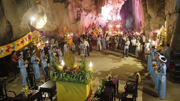 Đà Nẵng: Quận Ngũ Hành Sơn tổ chức lễ hội Vu lan báo hiếu