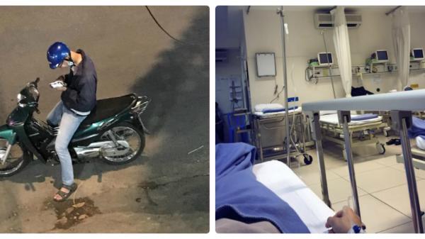 Một thanh niên tụt huyết áp nhập viện vì đứng đợi bạn gái trang điểm quá lâu