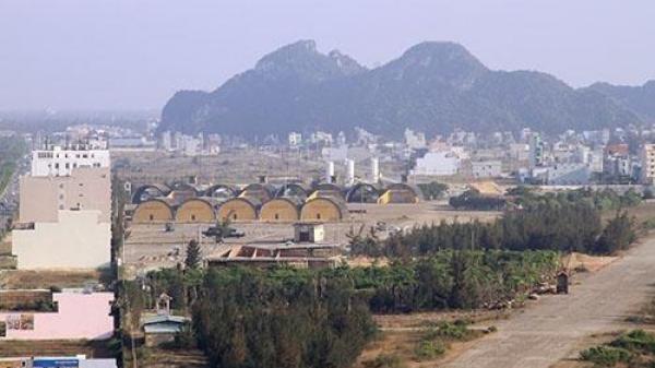 Đà Nẵng: Người Trung Quốc sở hữu 21 lô đất dọc sân bay quân sự Nước Mặn
