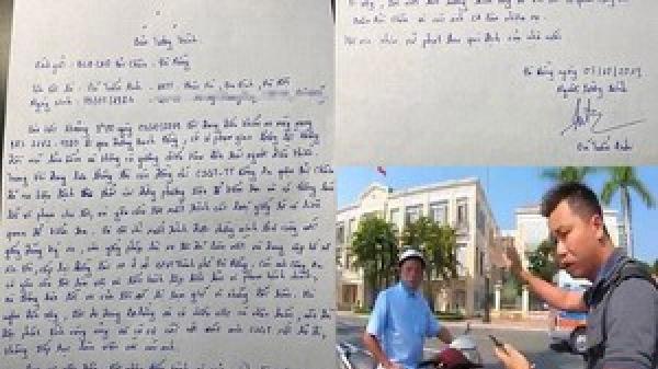 Đà Nẵng: Lên mạng la ó bị công an đánh, gã trai lên đồn nhận lỗi do nóng nảy