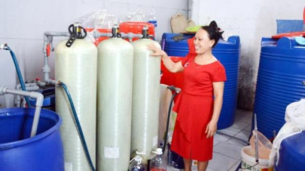 Đà Nẵng: Sữa tắm chế từ cơm nguội giá 650 ngàn đồng/lít 'cháy hàng'