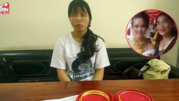 Cô dâu bị bạn thân trộm hơn 1 cây vàng hồi môn trong lễ cưới