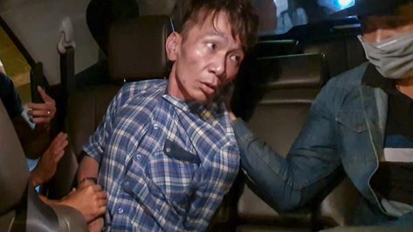 Công an mật phục bắt trùm vận chuyển ma túy từ Lào về Đà Nẵng