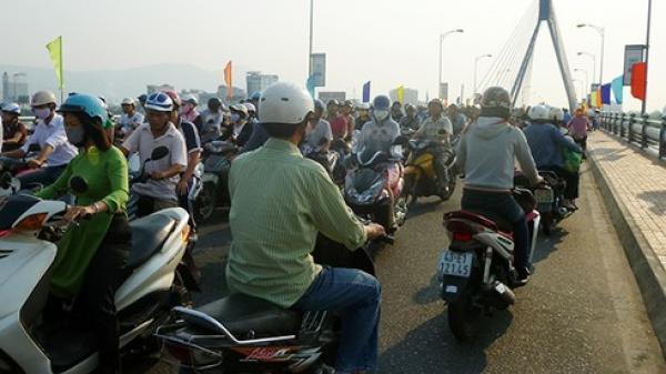 Đà Nẵng: Từ 0h đến 4h ngày 10 – 20/11, đóng cầu Sông Hàn để thử tải