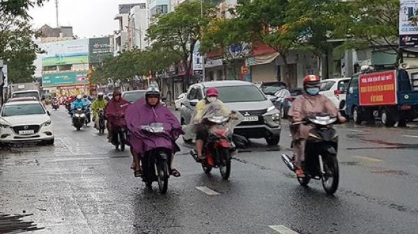 Từ sáng nay 11/11 đến hết ngày 12/11, Đà Nẵng có mưa to đến rất to