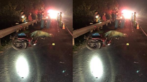 Đà Nẵng: Người đàn ông bị xe c.ontainer cán t.ử v.ong trên đường về quê