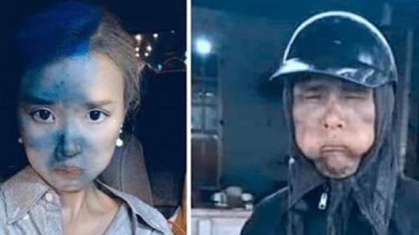 """CĐM cãi nhau kịch liệt khi thấy ảnh Midu """"cosplay"""" nhân vật cầm đầu gà: Là tài khoản fake hại Midu hay do cô nàng cũng giỡn quá đà?"""