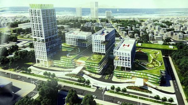 Đà Nẵng xây Bệnh viện Nhi Trung ương 500 giường