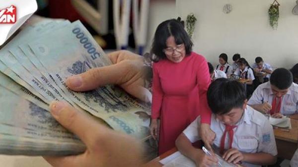 Giáo viên ở Sài Gòn được thưởng Tết hơn 30 triệu đồng