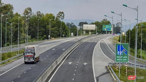 Từ ngày 1/1/2020 sẽ thu phí trên toàn tuyến cao tốc Đà Nẵng – Quảng Ngãi
