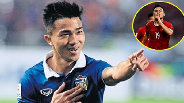 'Messi' Thái Lan: 'Các cầu thủ Việt Nam luôn thi đấu quyết tâm vì họ nghèo hơn chúng tôi'