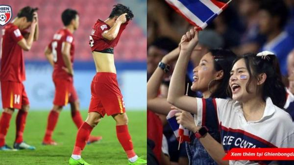 U23 Việt Nam bị loại, CĐV châu Á mỉa mai: 'Để Thái Lan lập lại trật tự khu vực'