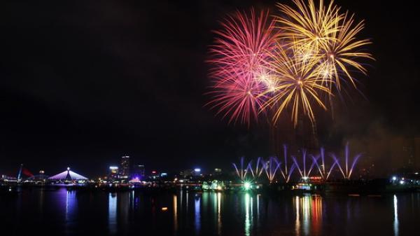 Giao thừa Tết năm nay, Đà Nẵng bắn pháo hoa ở những địa điểm nào?