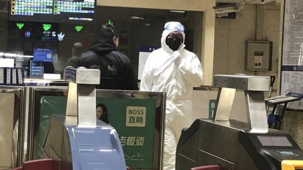 Choáng váng: Ngày càng nhiều người nhiễm virus Vũ Hán, số lượng đã lên tới gần 1400 người trên toàn thế giới