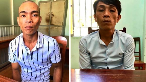 Ninh Thuận: Bắt 2 anh em ruột thực hiện 6 vụ cướp giật