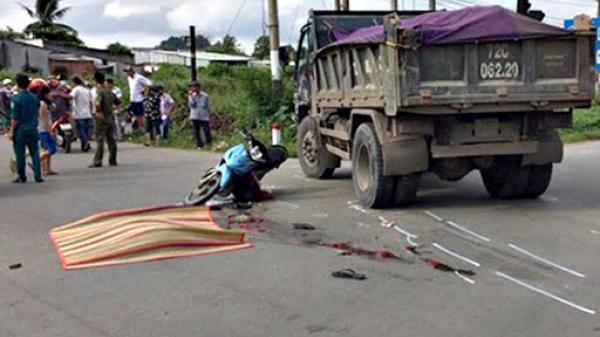 Bà Rịa - Vũng Tàu: Tai nạn giao thông 1 người tử vong.