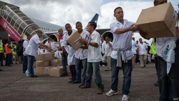 Cuba tặng thuốc, cử chuyên gia sẵn sàng vào tâm dịch Việt Nam