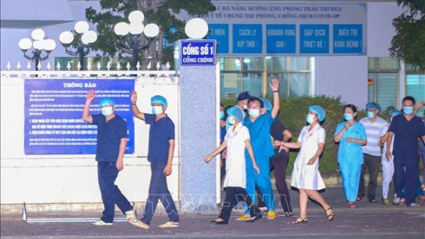 Từ 0 giờ ngày 8/8, bệnh viện C Đà Nãng sẽ được gỡ phong tỏa