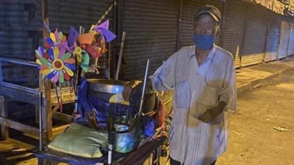 Cặp đôi trẻ lừa tiền của cụ già bán chong chóng gây phẫn nộ trong CĐM