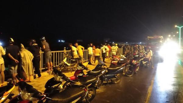 Ninh Thuận: Tìm kiếm nam thanh niên bỏ lại xe máy, nhảy xuống sông Dinh tự tử
