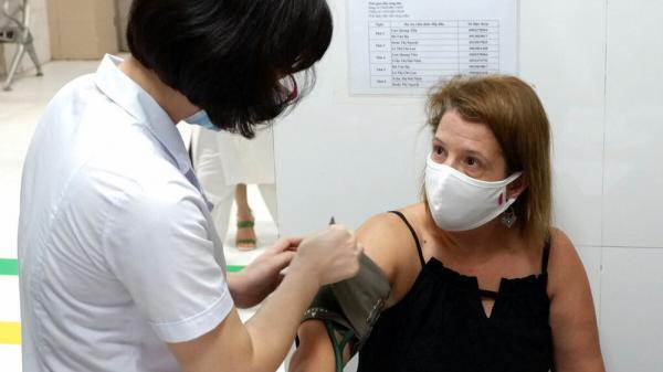 Người phụ nữ Mỹ từng được Việt Nam chữa khỏi Covid-19 hiến huyết tương