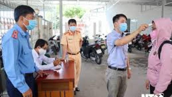 Ninh Thuận: Bến xe, ga tàu tăng cường các biện pháp phòng, chống COVID-19