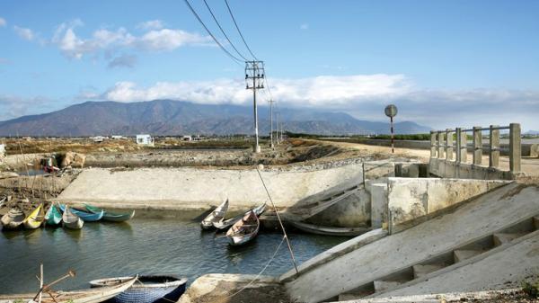 Mở gói thầu 380 tỷ xây kênh thủy lợi Tân Mỹ (Ninh Thuận): Vinacco không phải cạnh tranh