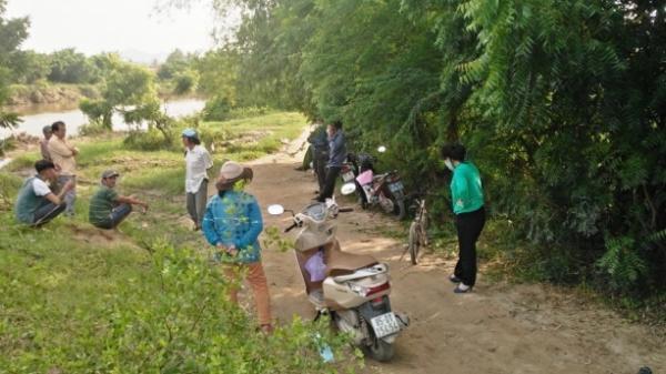 Ninh Thuận: Tá hỏa phát hiện thi thể nam giới không quần áo trên sông Lu