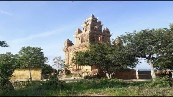 Bí ẩn tháp Pô RôMê ở Ninh Thuận