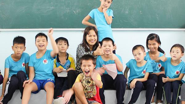 Ninh Thuận: Những tấm lòng của giáo viên dạy trẻ khuyết tật