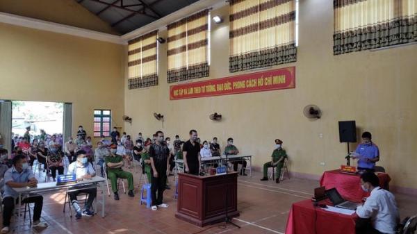 Lạng Sơn: Lĩnh hơn 2 năm tù vì đánh công an ở khu cách ly