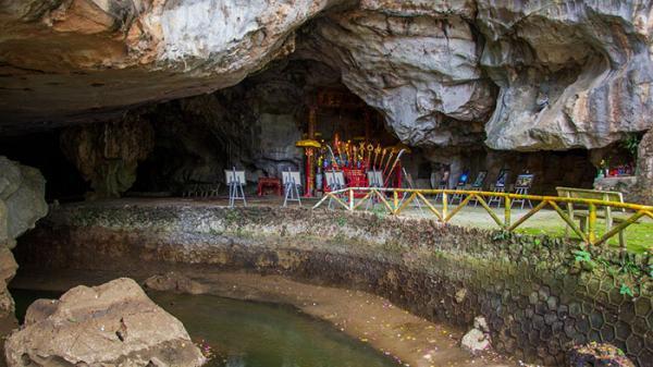Khám phá động Nhị Thanh – danh thắng nổi tiếng giữa thành phố Lạng Sơn