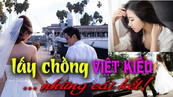 Thằng chồng Việt Kiều của tôi...