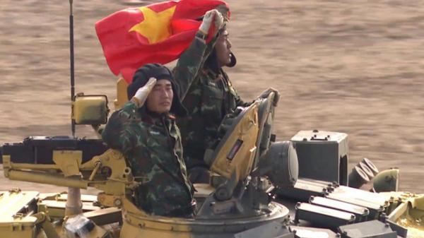 Việt Nam vào chung kết Tank Biathlon 2019: Nức lòng người hâm mộ - Kỳ tích tuyệt vời chưa từng có trong lịch sử