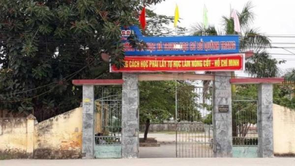 """Thái Bình: Hé lộ nguyên nhân tin nhắn """"gạ tình"""" của thầy giáo bị lộ công khai trên facebook"""