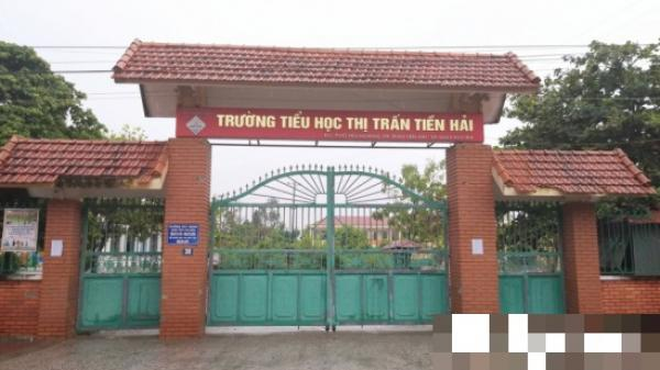 """Thái Bình: Phát hiện những khoản thu """"lạ"""" của trường tiểu học, không công khai thu chi tài chính hàng năm"""