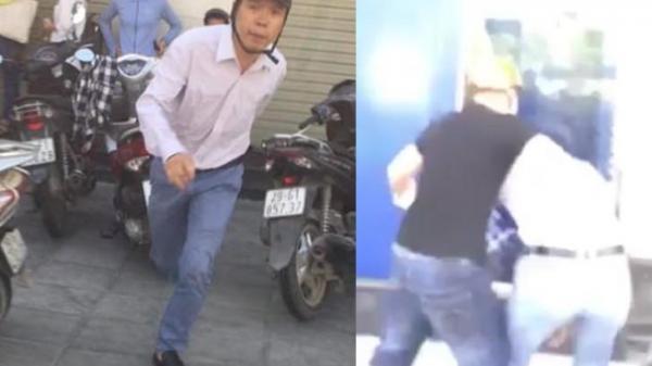 Người phụ nữ bị ch ửi, đ ánh đồng ý hòa giải với gã côn đồ quê Thái Bình chen ngang rút tiền